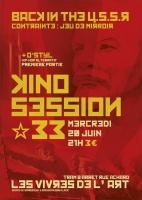 1206 - Kino Session 33