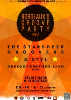 1303 - Bordeaux Groove Party