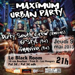 1305 - avec Dirty South Crew au Bootleg