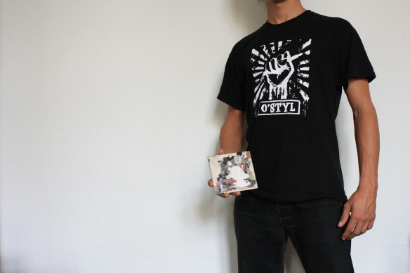 Digi + tshirt H Noir