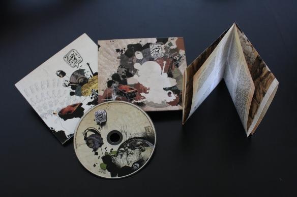 Digipack version longue EP édition limitée